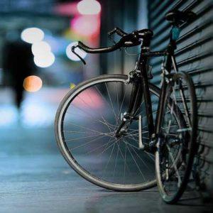 Fahrradversicherung in der Stadt